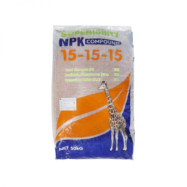 Phân bón NPK Copound 15-15-15